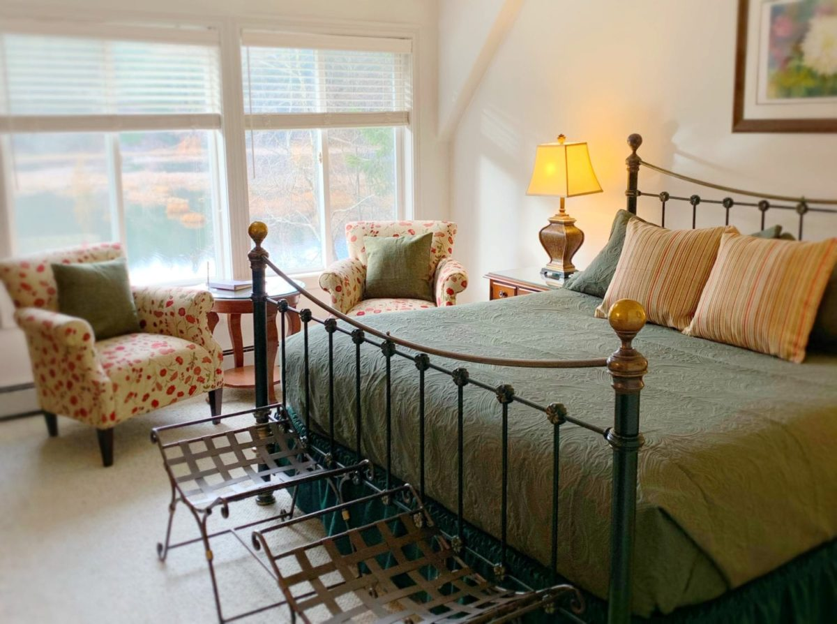 orcas island bed and breakfast